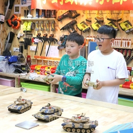 小蚂蚁教育坦克大战