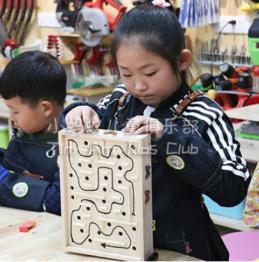 小蚂蚁教育:儿童木工体验,给孩子带来的乐趣