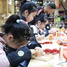 小蚂蚁教育:儿童木工工具热熔胶安全使用守则