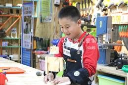 小蚂蚁加盟童木工坊火热进行中