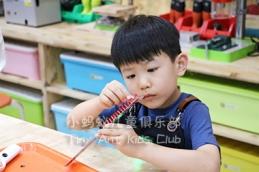 小蚂蚁儿童俱乐部:简单的科技手工制作方法