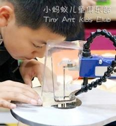 小蚂蚁加盟儿童木工课程到底带给儿童怎样的成长呢