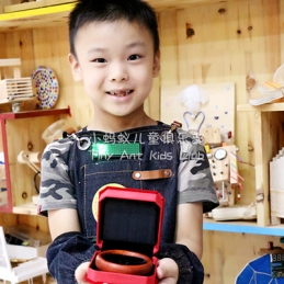 小工匠系列之儿童木艺课程